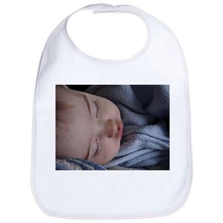 Sleeping Baby Bib