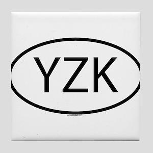 YZK Tile Coaster