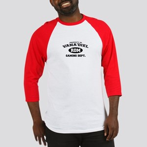 Red Mage Baseball Jersey