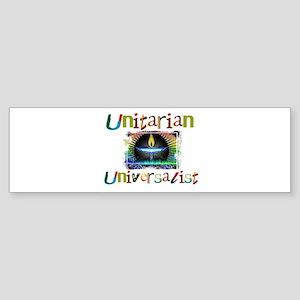 Unitarian Universalist 14 Merchandi Bumper Sticker