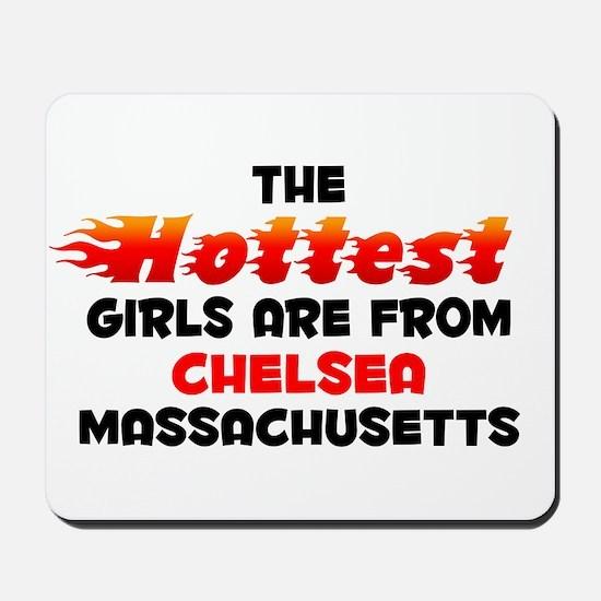 Hot Girls: Chelsea, MA Mousepad