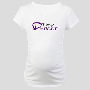 Tiny Dancer Maternity T-Shirt
