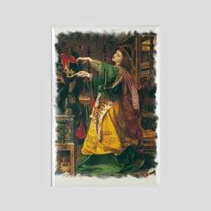 Our Morgan le Fay Rectangle Magnet