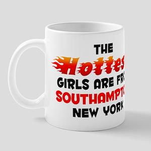 Hot Girls: Southampton, NY Mug