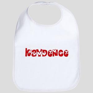Kaydence Love Design Baby Bib