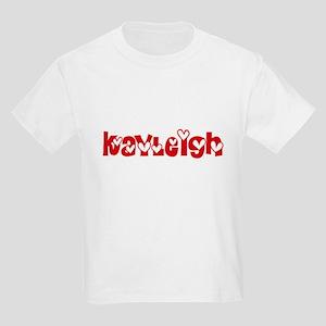 Kayleigh Love Design T-Shirt