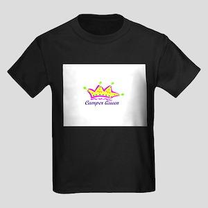 camperqueen Kids Dark T-Shirt