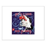 Cat Pisces Small Poster