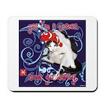 Cat Pisces Mousepad
