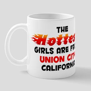 Hot Girls: Union City, CA Mug