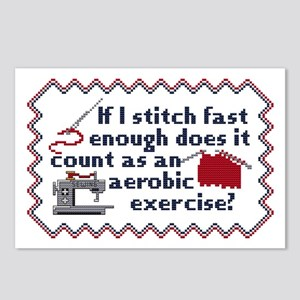 Stitch Fast Postcards (Package of 8)