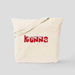 Kenna Love Design Tote Bag