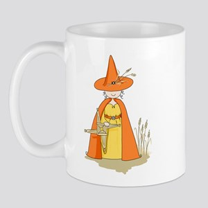 Yellow/Orange  Mug