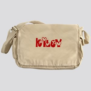 Kiley Love Design Messenger Bag