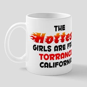 Hot Girls: Torrance, CA Mug