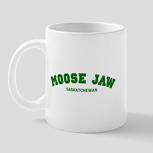 Moose Jaw Varsity Mug