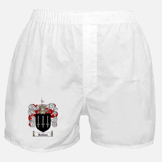 Rollins Family Crest Boxer Shorts