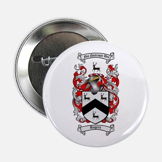 "Rogers Coat of Arms 2.25"" Button (100 pack)"