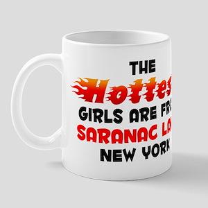Hot Girls: Saranac Lake, NY Mug