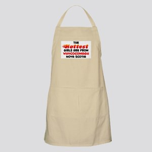 Hot Girls: Whycocomagh, NS BBQ Apron