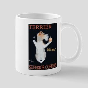 Terrier Superior Coffees Mug