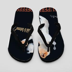 Terrier Superior Coffees Flip Flops