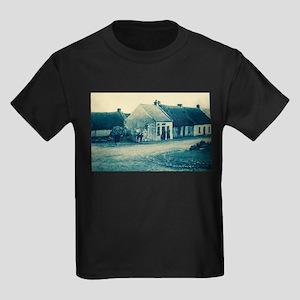 Cyanotype Claddagh T-Shirt