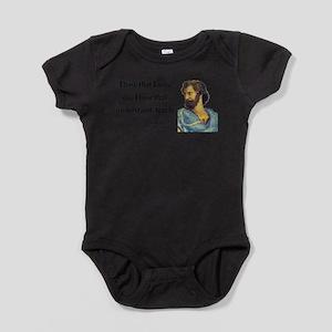 Aristotle 15 Infant Bodysuit Body Suit