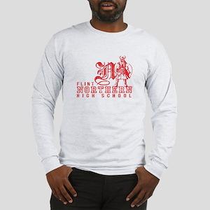 Flint Northern High School Long Sleeve T-Shirt