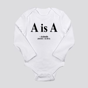 Aristotle 6 Infant Bodysuit Body Suit