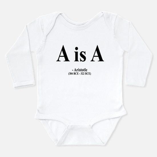 Aristotle 6 Infant Bodysuit Body Suit