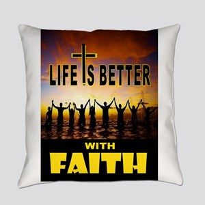 Better Life Everyday Pillow