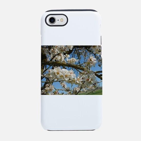 Almond Blossom iPhone 8/7 Tough Case