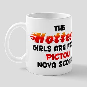 Hot Girls: Pictou, NS Mug