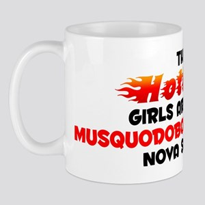 Hot Girls: Musquodoboit, NS Mug