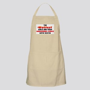 Hot Girls: Margaree For, NS BBQ Apron