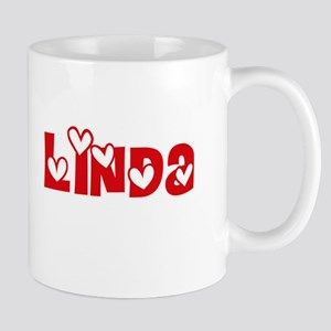 Linda Love Design Mugs