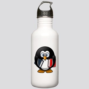 Cute Cartoon Smart Boo Stainless Water Bottle 1.0L