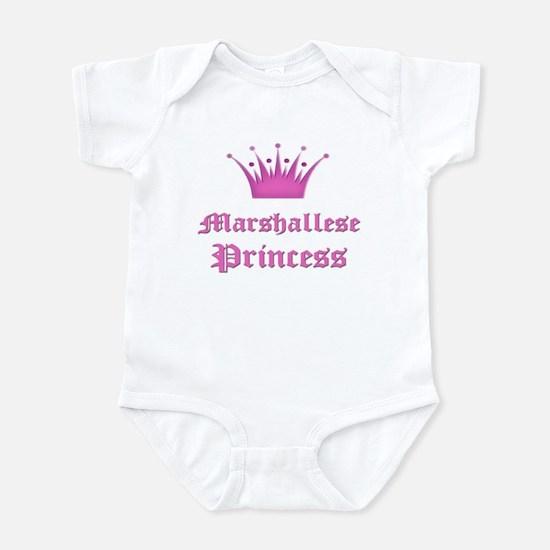 Marshallese Princess Infant Bodysuit