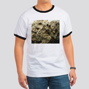 cluster of fossil shells T-Shirt