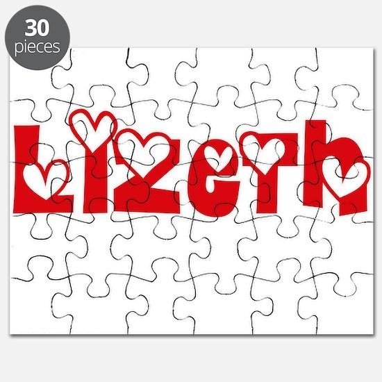 Lizeth Love Design Puzzle