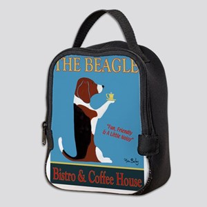 The Beagle Bistro & Coffee Shop Neoprene Lunch Bag