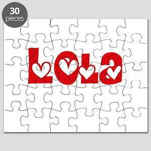 Lola Love Design Puzzle