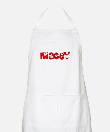 Macey Love Design Light Apron