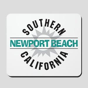 Newport Beach California Mousepad