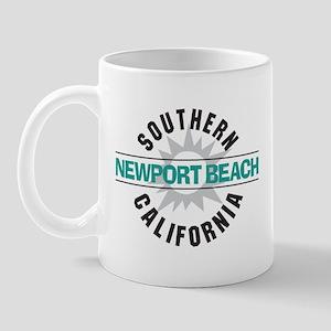 Newport Beach California Mug