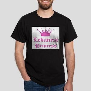 Lebanese Princess Dark T-Shirt
