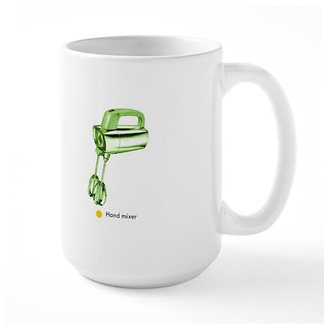 """""""Appliances"""" Large Mug"""