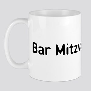 Bar Mitzvah Crasher Mug