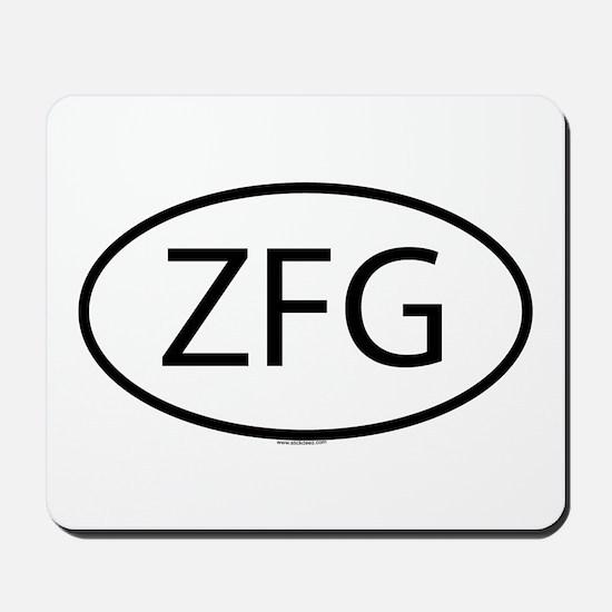 ZFG Mousepad